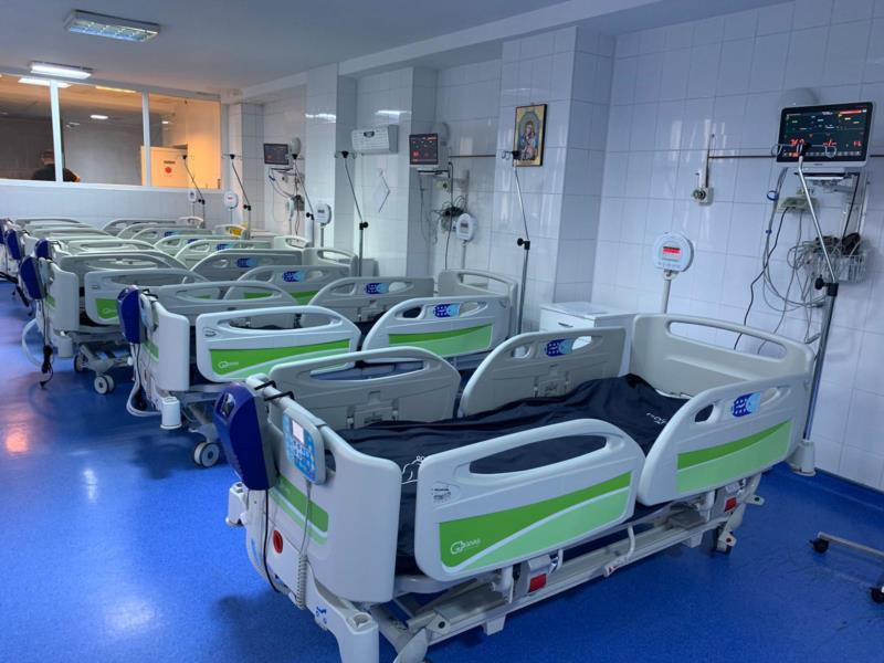 County Emergency Hospital Pitesti Romania